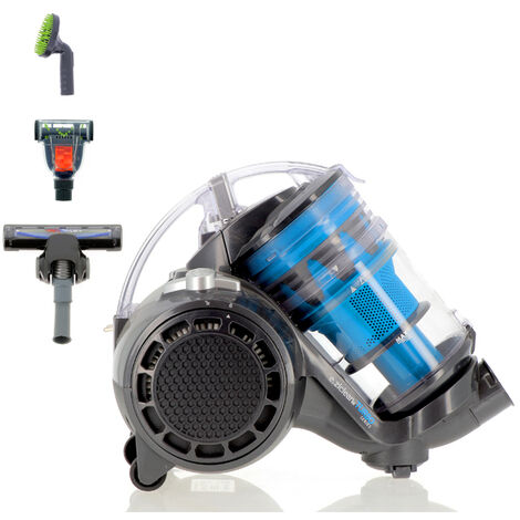 Aspirateur Sans Sac EZIclean® Turbo multifloors