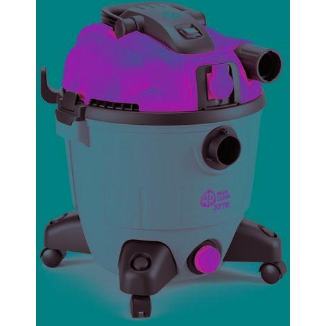 Aspirateur sec / liquides 35Lt 3770 Ar Blue Clean