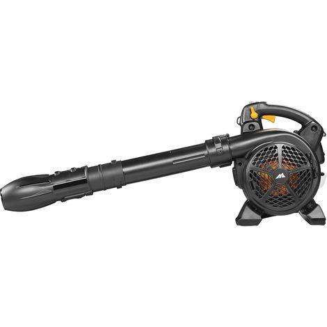 Aspirateur souffleur broyeur thermique à main - 370 km/h