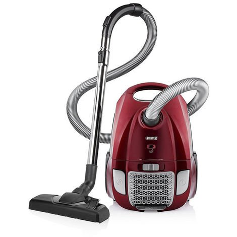 aspirateur traineau aada 78db rouge - 01.333001.01.001 - princess