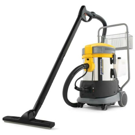Aspirateur Vapeur GHIBLI WIRBEL Power Steam 6.3 ER I