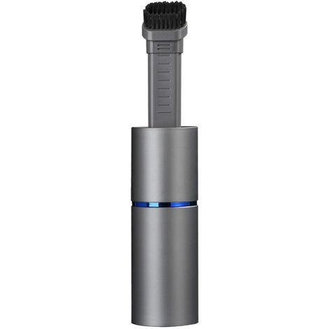 Aspirateur Voiture à Main Sans Fil,4500 Pa Aspiration Forte 84w Ultra-léger Pour Voiture, Mini Aspirateur Rechargeable Avec Filtre HEPA Lavable Aspirateur de Table Pour Voiture et Maison