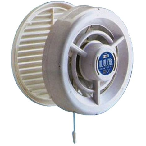 Aspiratore aeratore elettrico per finestre d.17,5cm 25W vetro bagno cucina F160