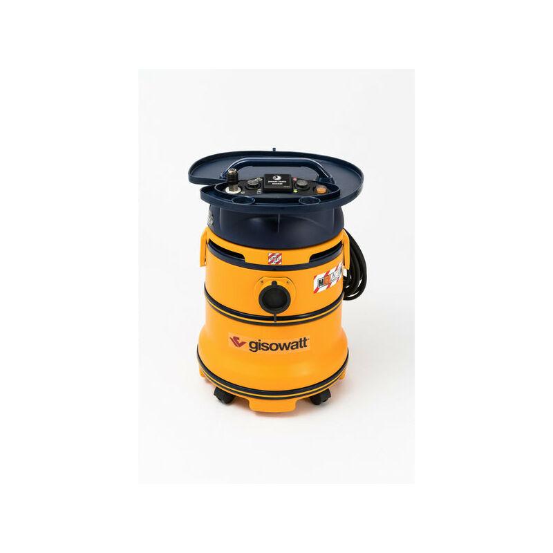 Aspiratore Aspirapolvere Gisowatt PC35 litri Airtech Tools SCF per Utensili Elettrici