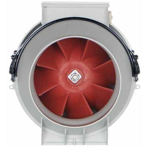 Aspiratore centrifugo assiale in linea Vortice Lineo 100 V0 - sku 17001