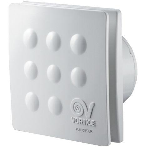 """Aspiratore elicoidale Vortice da muro MFO 100/4"""" T 0000011146"""