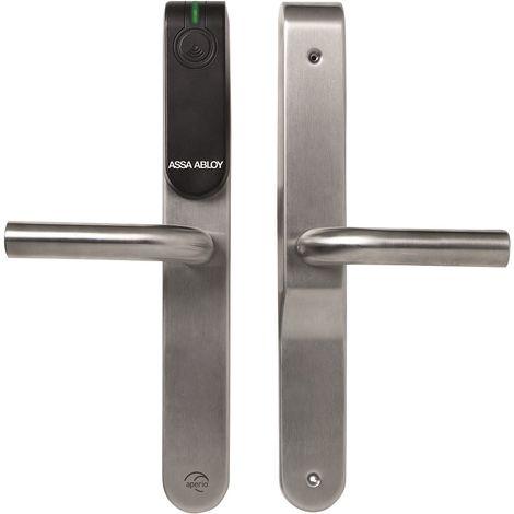 Assa Abloy 5001-118A--112- - Standard escutcheon E100 Aperio blind - Reader RFID 125Khz