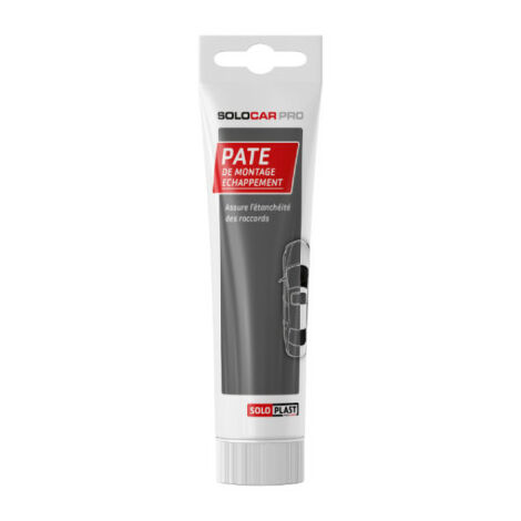 Assembly paste exhaust Solocar Pro 140g