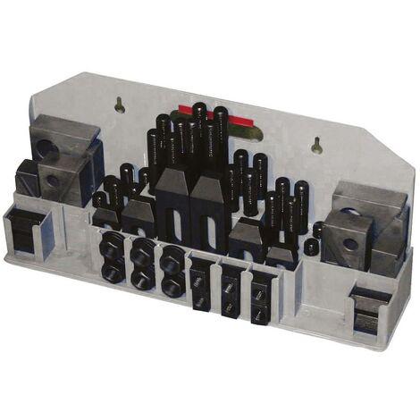 Assortiment doutils de serrage Holzmann Maschinen 52TLG14 1 pc(s)