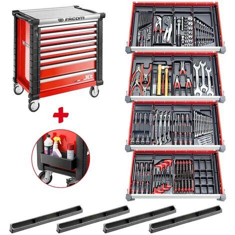 Assortiment d'outils pour servante