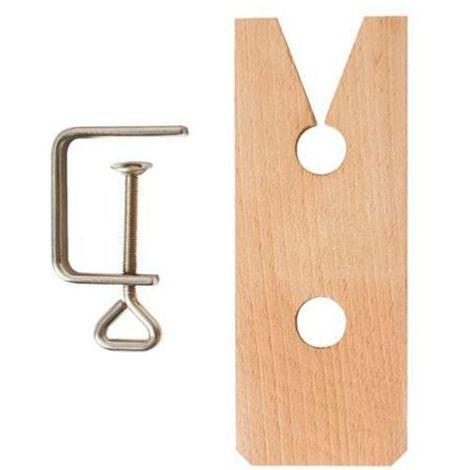 Astillera de madera ratio - talla
