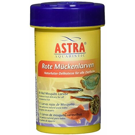 "main image of ""ASTRA 'Fodera Pesce larven zanzare, 1er Pack (1X 100ML)"""