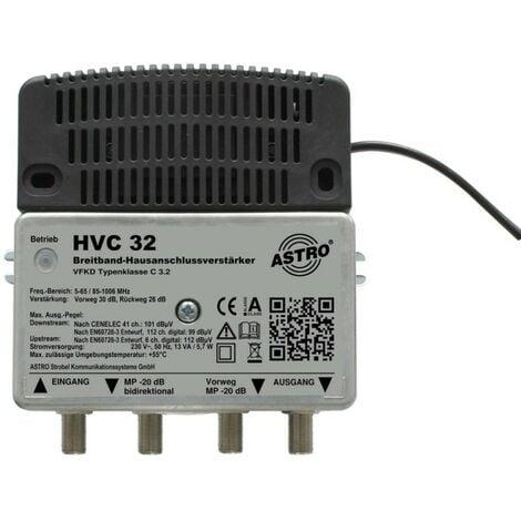 Astro Strobel Breitbandverstärker HVC 32