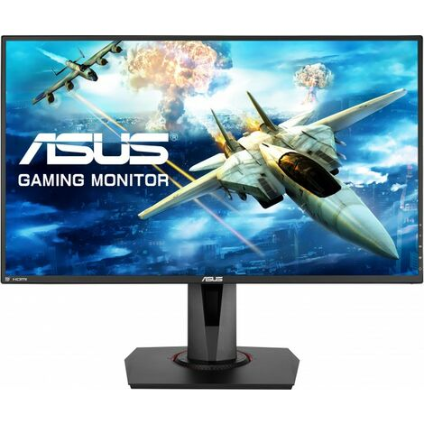 ASUS VG278Q - 68,6 cm (27) - 1920 x 1080 pixels - Full HD - LED - 1 ms - Noir (90LM03P0-B01370)