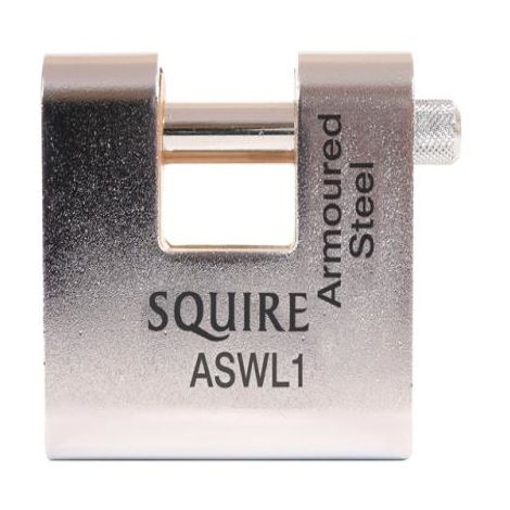 ASWL2 Warehouse Armoured Steel Key Padlocks