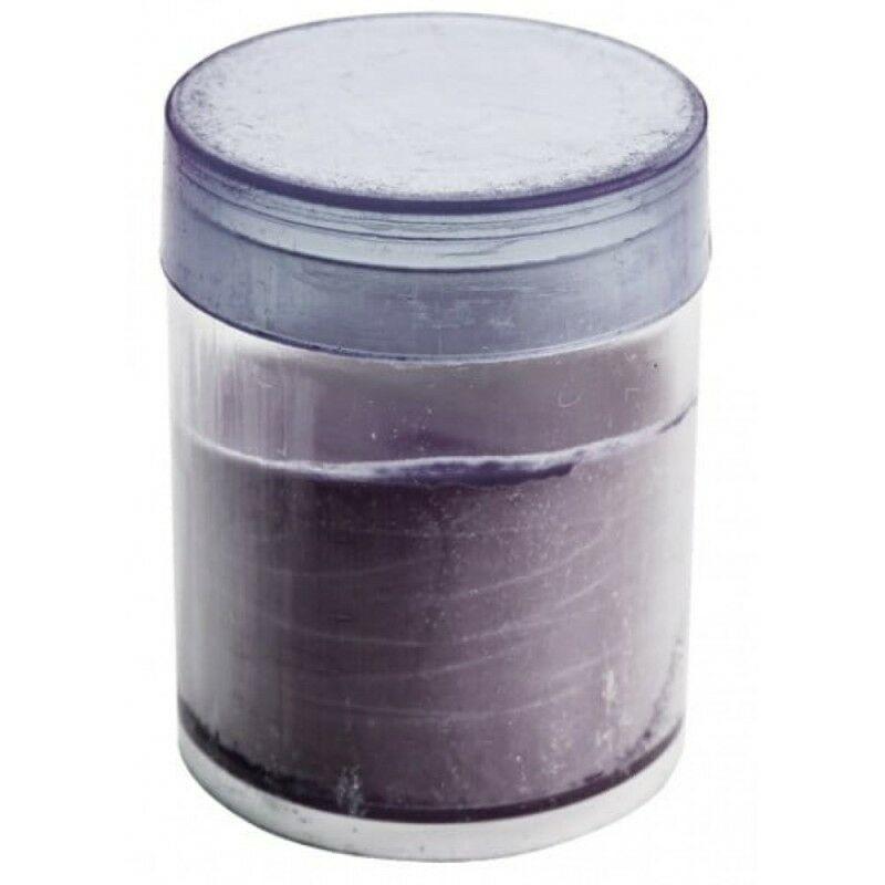 Pâte à polir grise 180 g métaux de couleur acier