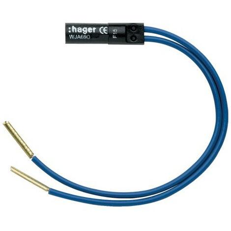 Ateha Lampe 250V bleue 0,5mA (WJA690)