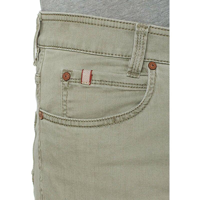 Batu-2 Pantalon, Vert (Oliv 75), W36/L34 (Taille Fabricant: 36/34) Homme - Atelier Gardeur