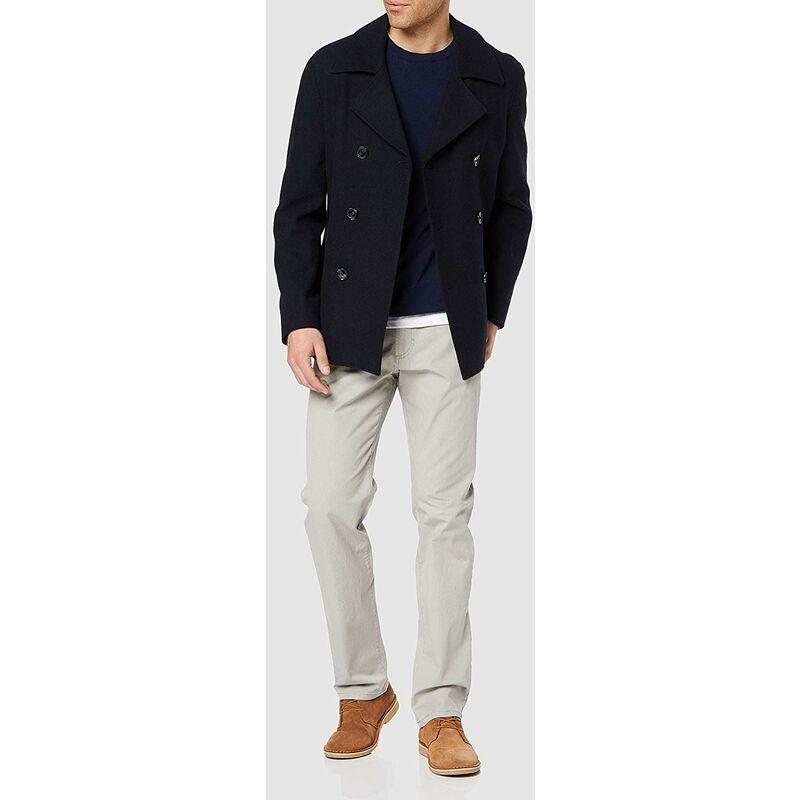 Nevio-8 Cotton Flex Pantalon, (Beige 14), W34/L32 (Taille Fabricant: 34/32) Homme - Atelier Gardeur