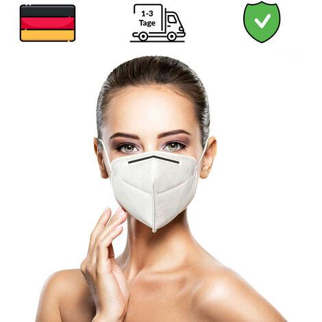 Atemschutz - Masken / Schutzmasken - 5 Stück VERSAND AUS DEUTSCHLAND