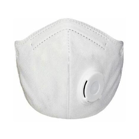 Atemschutzmaske mit Ventil HY8232 4140F EN149:2001+A1:2009 FFP3 NR D, CE, 10 Stück
