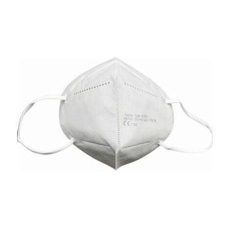 Atemschutzmaske ohne Ventil XJ-9501 EN149:2001+A1:2009 FFP2 NR, CE 2163