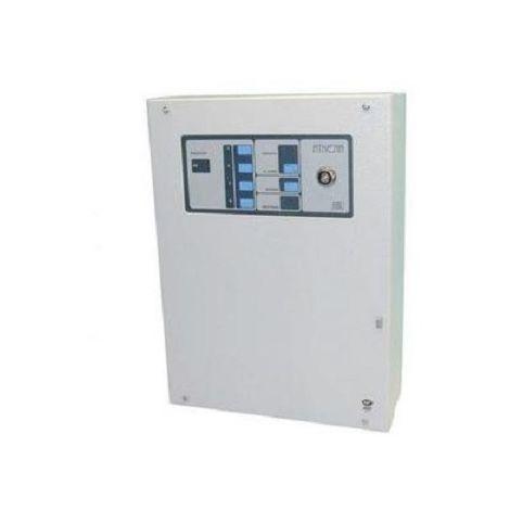 Athena EMA system - Alarm center