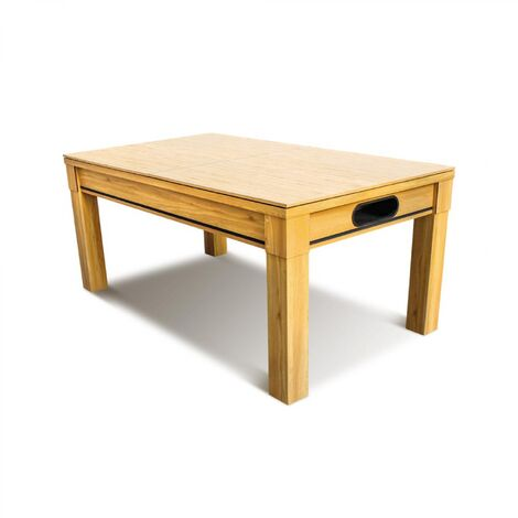 Atlanta, table à manger, billard et ping-pong