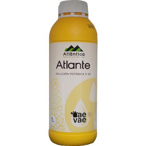 ATLANTE 1 L 30 / 20, fertilizante líquido con pentóxido de fósforo (P2O5) y óxido de potasio (K2O)