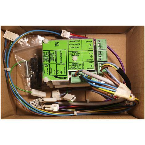 Atlantic 019.025 Kit Zylinder Thermostat für unabhängige Kugel