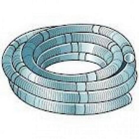 ATLANTIC 019204 - FlexibleE PPTL pour chaudière gaz Condens D80 - 25 mètres