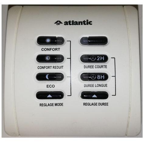 Atlantic 602004 Commande murale chauffage fil pilote