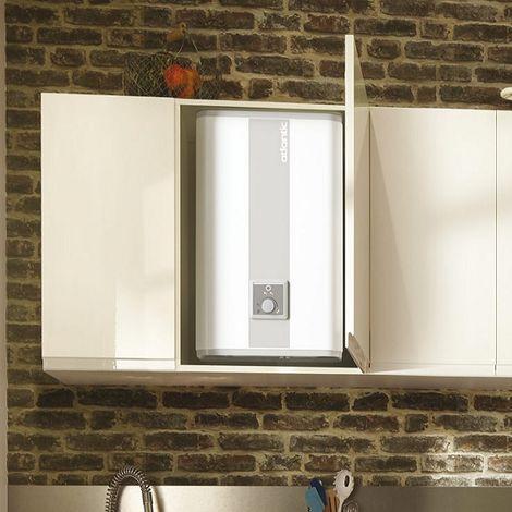 chauffe eau gain de place lineo 65l vm hm 157106. Black Bedroom Furniture Sets. Home Design Ideas