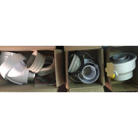 Atlantic Franco Belge 073219 Installation Kit for Boiler concentrique vertical