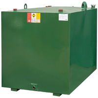 Atlantis 1800 Litre Bunded Steel Oil Tank CE Approved OFTEC BUS.1800