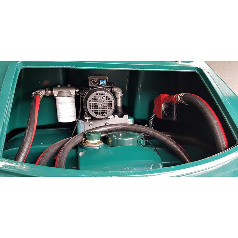Image of Atlantis 230v 80 LPM Diesel Pump Kit (For Plastic Bunded Diesel Tanks) - PU.MT180A