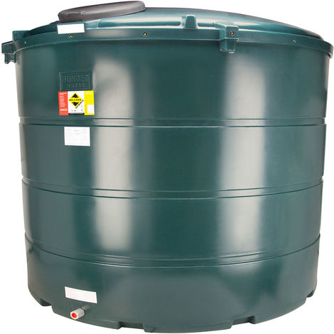 Atlantis 5000 Litre Vertical Bunded Plastic Oil Tank CE Approved OFTEC BUP.V5000