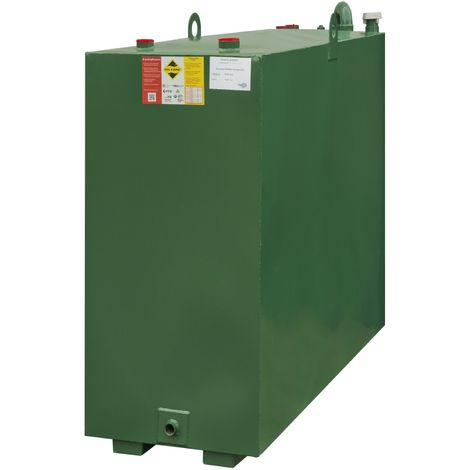 Atlantis 900 Litre Bunded Steel Oil Tank CE Approved OFTEC BUS.900
