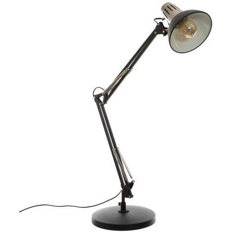 Atmosphera - Lampe à Poser Architecte en métal H 68.5 cm