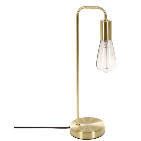 "main image of ""Lampe à poser en métal - Atmosphera"""