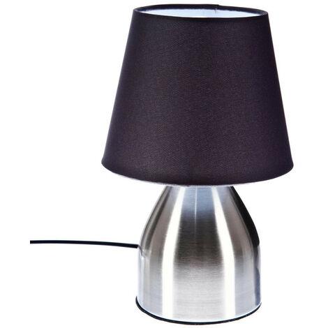 Atmosphera - Lampe de chevet tactile H 20 cm