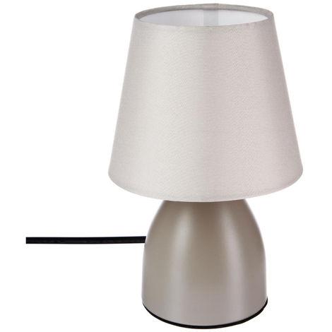 Chevet 5 Taupe Atmosphera De Lampe H19 hQCdtxsr