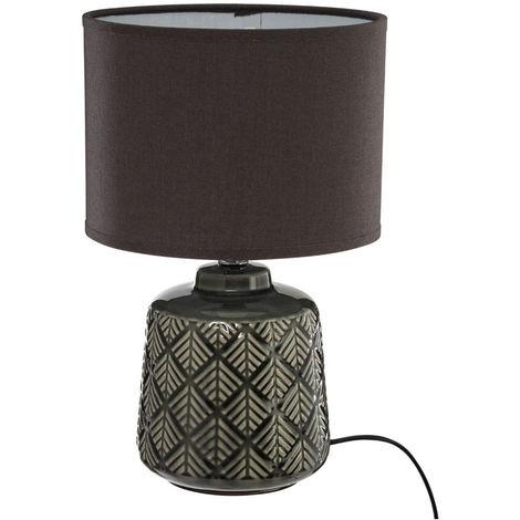 Ilou Pied Atmosphera Céramique Cm Lampe 35 En H KFc1JTl