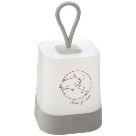 Atmosphera - Veilleuse à LED Lampe tactile à transporter partout USB