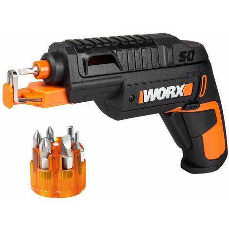 Atornillador a batería Worx WX255 SD 4 V