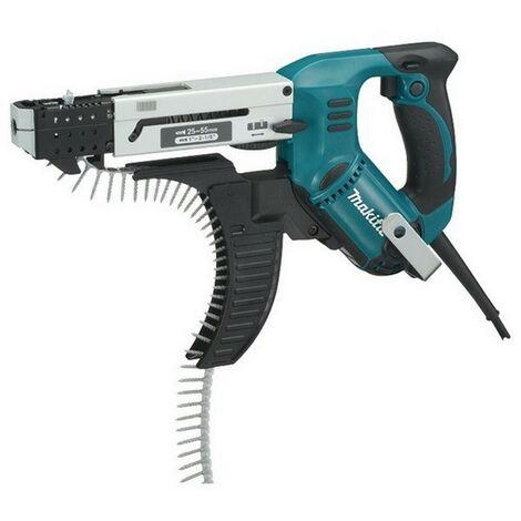 Atornillador automatico 470w 4700 rpm 2 kg con maletin - MAKITA - Ref: 6842
