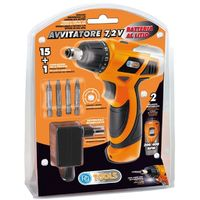 Atornillador bat 7,2vli pg-72v pg tools