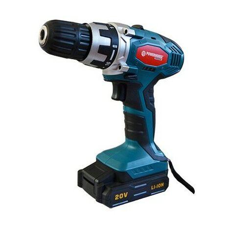 Atornillador bateria 20v-230w1250rpm 5 h