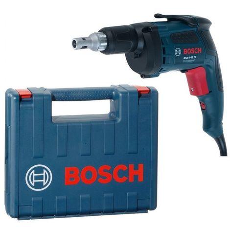 Atornillador Bosch GSR 6-45 TE