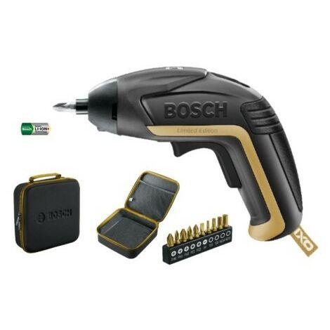 Atornillador Bosch Ixo Gold&Black 3,6V Litio